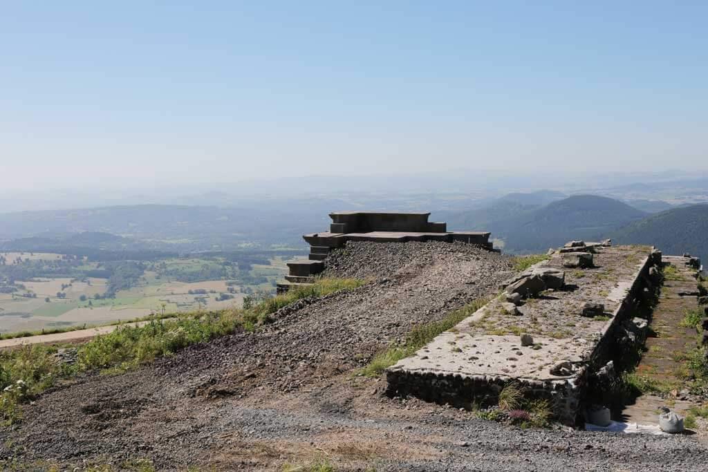 Temple of Mercury - Puy-de-Dôme